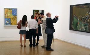 Exposition au Centre Georges Pompidou